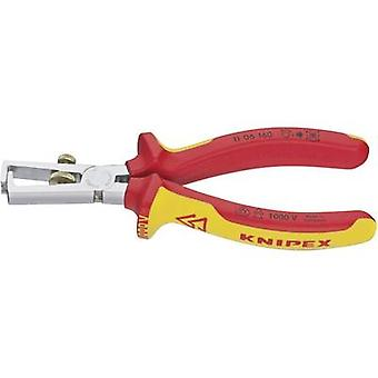 Knipex 11 06 160 Cable stripper Suitable for Plastic-coated cables, Rubber-coated cables 10 mm² (max) 7 (max) 5 mm (m
