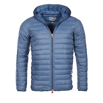 Down jacket Blue wn461h Geographical Norway Man