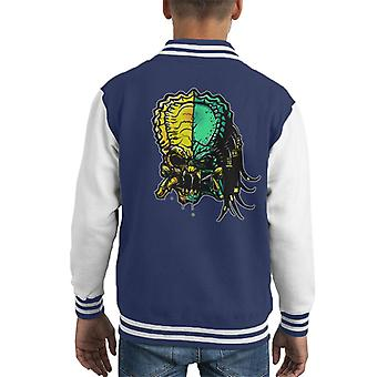 Cranium Alien Vs Predator Kid's Varsity Jacket