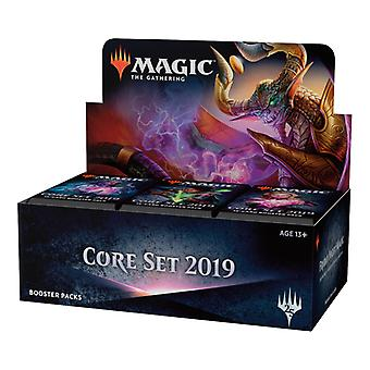Magic The Gathering: Core Set 2019 Booster Box 36-Pack. Card