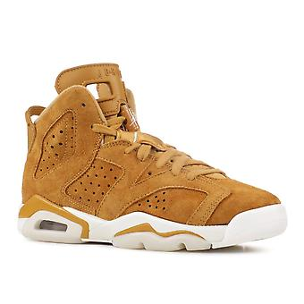 Air Jordan 6 Retro Bg 'Golden Harvest' - 384665-705 - Shoes