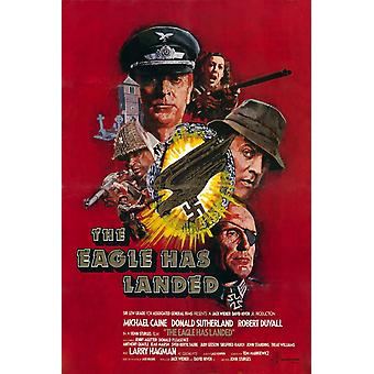 The Eagle Has Landed Movie Poster (11 x 17)