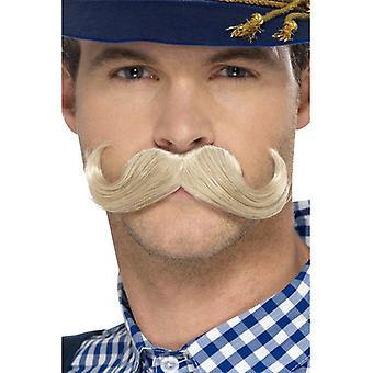 Authentic Bavarian Oktoberfest Moustache