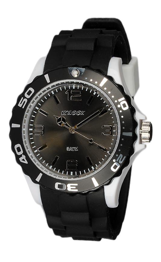 Waooh - Watch Silicone Bicolor Stm42