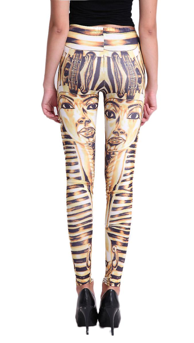 Waooh - Mode - Legging motif pharaon