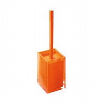 Arcobaleno Servizi igienici pennello lucido arancio RA33 67