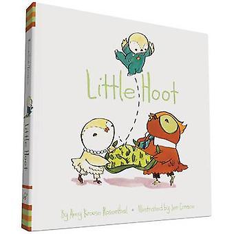 Little Hoot by Amy Krouse Rosenthal - Jen Corace - 9781452152073 Book