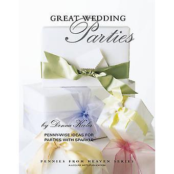 Stora bröllopsfester av Kooler Design Studio - 9781574862096 bok