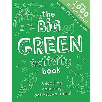 The Big Green Activity Book by Gemma Cooper - Sam Meredith - 97817837
