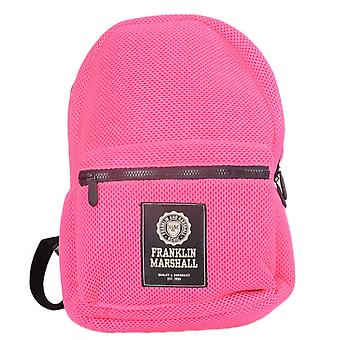 Franklin & Marshall Ua968 Polyester Powder Pink Bag