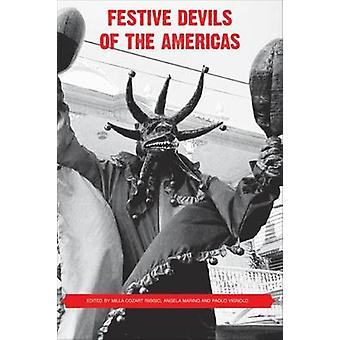 Festive Devils of the Americas by Milla Cozart Riggio - Angela Marino