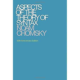 Aspects de la théorie de syntaxe (Massachusetts Institute of Technology. Laboratoire de recherche de l'électronique. Spécial...