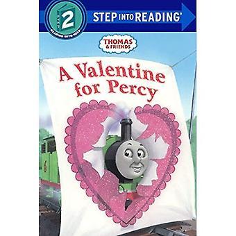 Une Saint-Valentin pour Percy (étape en lecture)