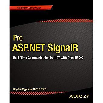 Pro ASP.NET-SignalR: Realtidskommunikation i .NET med SignalR 2.1 (professionell Apress)