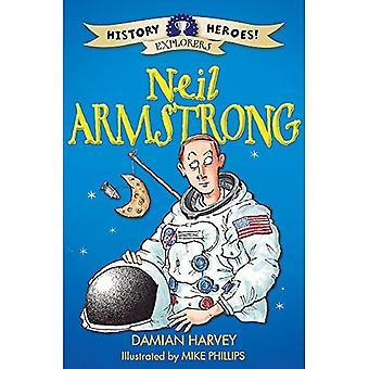 Geschiedenis Heroes: Neil Armstrong