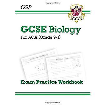 Nueva biología GCSE de 9-1 de primer grado: cuaderno de ejercicios práctica examen AQA