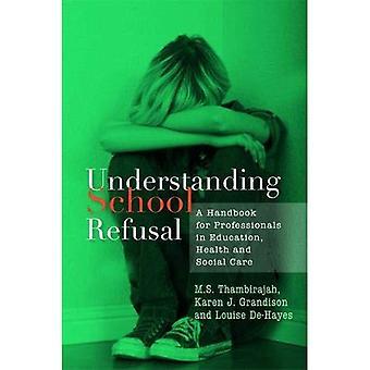 Verständnis Schule Verweigerung: Ein Handbuch für Fachleute in Bildung, Gesundheit und Sozialfürsorge