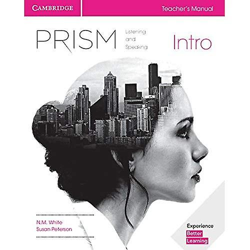 Prism Intro Teacher&s Manual Listening and Speaking (Prism)