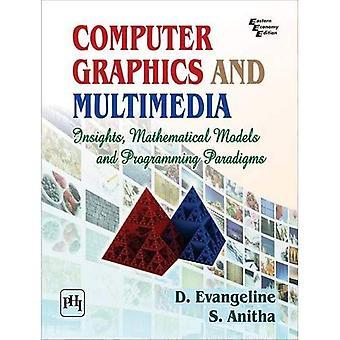 Computer Graphics and Multimedia: Insights, Mathematical Models and Programming Paradigms