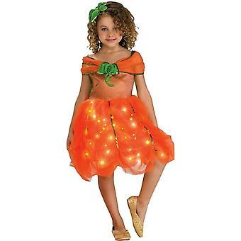 Gorgeous Pumpkin Child Costume