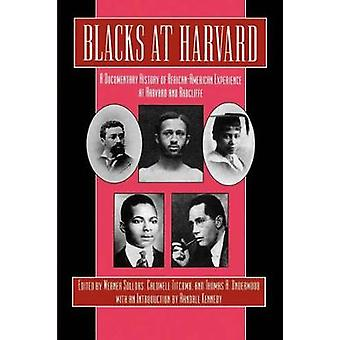 Blacks at Harvard by Kennedy & Randall