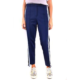 Golden Goose Blue Cotton Pants