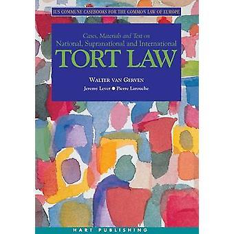 Tort Law by Van Gerven & Walter