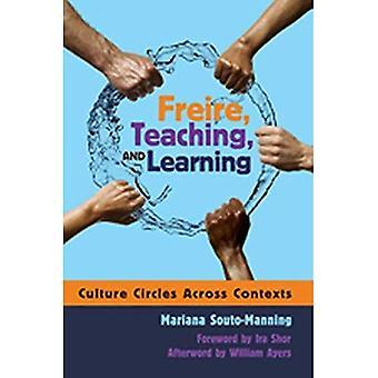 Freire, undervisning och lärande: kultur cirklar över sammanhang (motsatser: studier i t...
