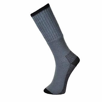 Portwest - Work Sock-3 Pack Grey 44-48