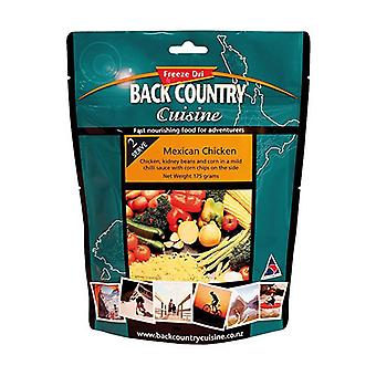Back Country Cuisine Mexican Chicken