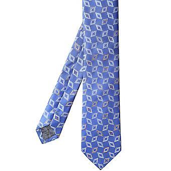 Eton silke mønstret slips