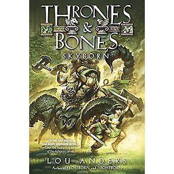 Skyborn by Lou Anders - 9780385390439 Book