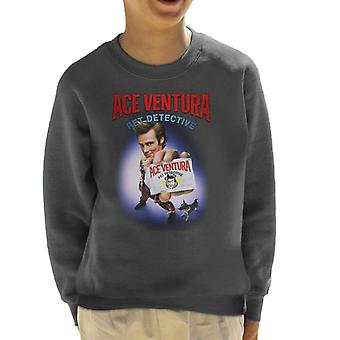 Ace Ventura Pet Detective ID Card Kid es Sweatshirt