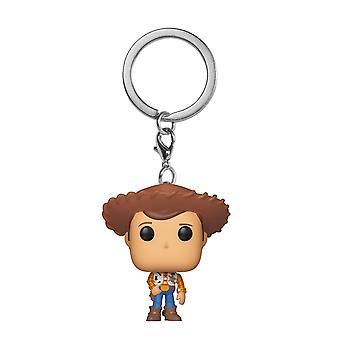 Funko POP Keychain - Histoire de jouets 4: Woody