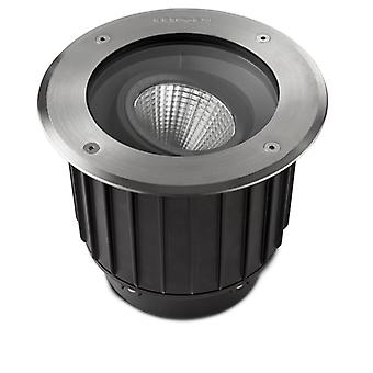 Uplight Recessed Gea 1 X Led Cree 16w  Polished Bl