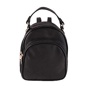 Lille rygsæk i kunstigt læder