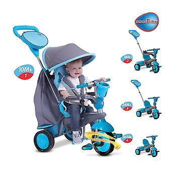 Smart Trike swing Trike blå/grå