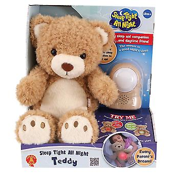 Sleeptight All Night Teddy Soft Toy