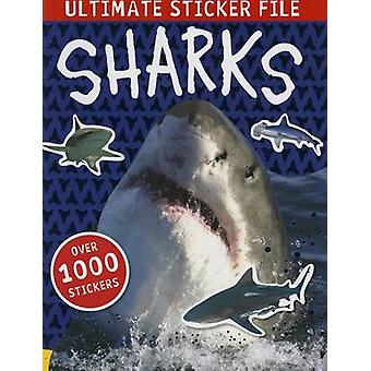 Ultimate Sticker File Sharks by Thomas Nelson - 9781783938315 Book