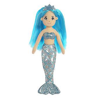 Aurora World 33212 Sea Shimmers Sapphire The Mermaid (Medium)