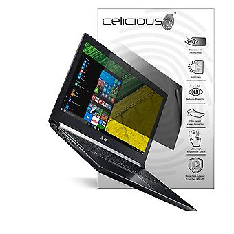 Celicious Privacy Lite 2-Way Anti-Glare Anti-Spy Filter Screen Protector Film Compatible with Acer Aspire 7 A715-71G