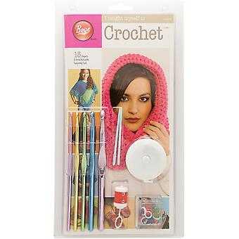 I Taught Myself To Crochet - No DVD- 362650
