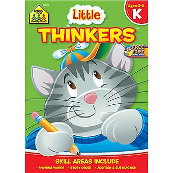Preschool Workbooks 32 Pages Little Thinkers Kindergarten Szpresch 2111