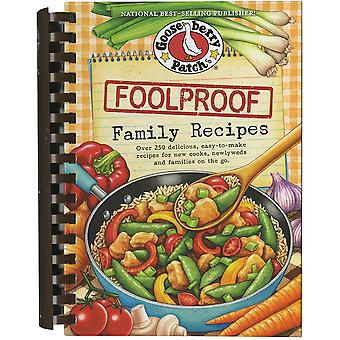 Foolproof Family Favorites Cookbook B103p