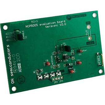Tablero de diseño de PCB ON Semiconductor NCP5005GEVB