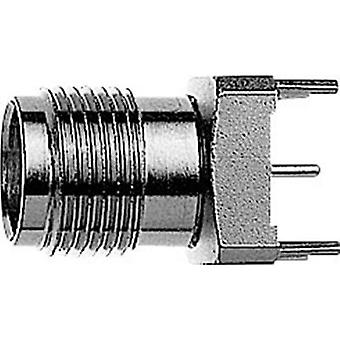 TNC connector Socket, build-in 50 Ω Telegärtner J01011A2944