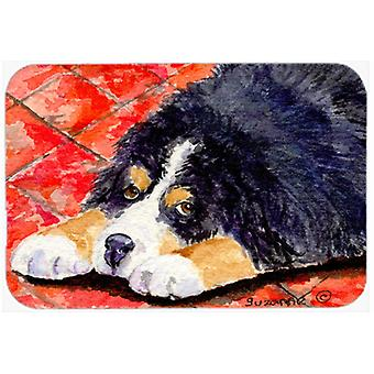 Bernese Mountain Dog Kitchen or Bath Mat 20x30