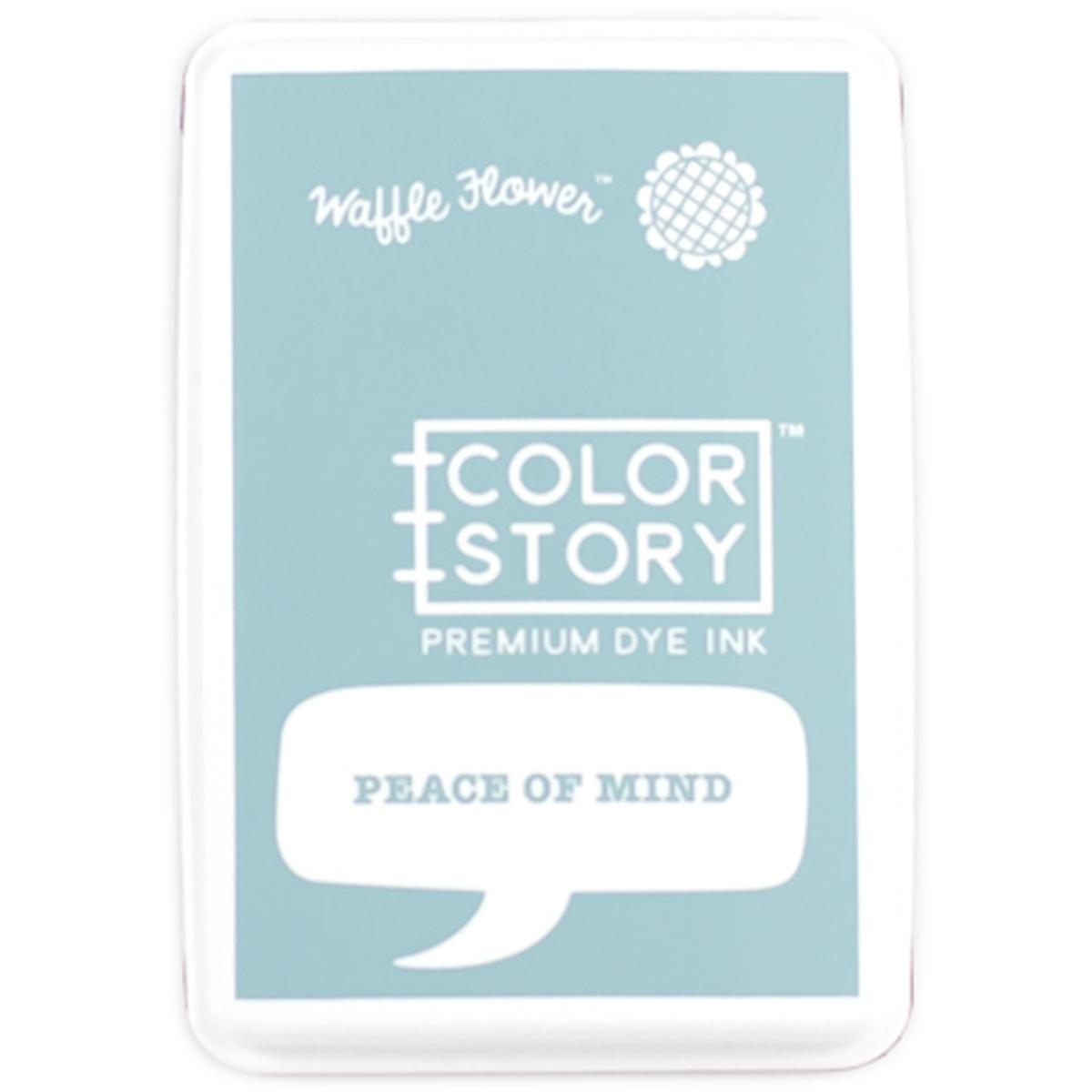 Waffle Flower Dye Ink Pad-Peace Of Mind WFINK-11