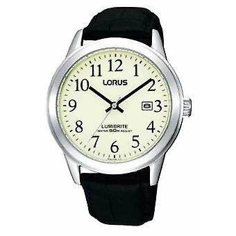 Lorus Lumibrite Stainless Steel RH929BX-9 Watch