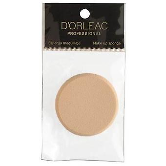 D'Orleac Round Makeup sponge Nb24 (Femme , Maquillage , Brush)